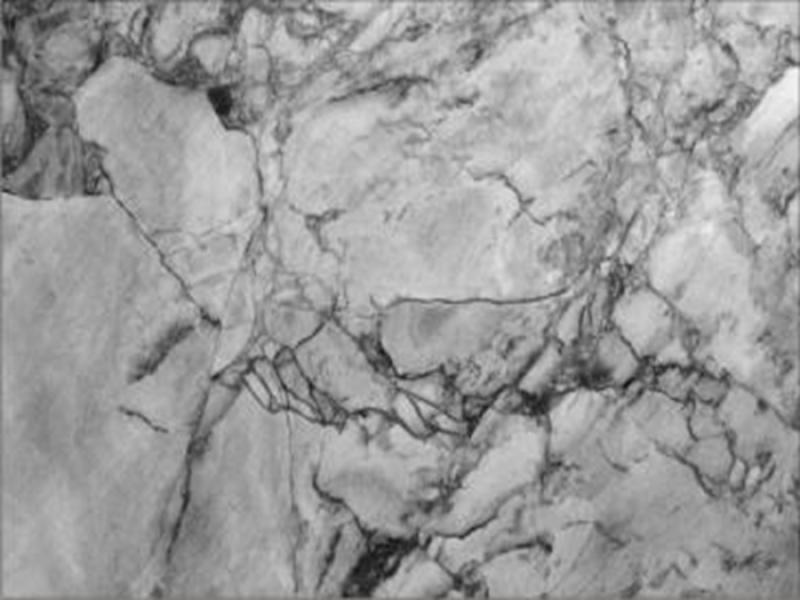 Utilizao do granito de piso em terrazzo em gros de mrmore for Granito caracteristicas
